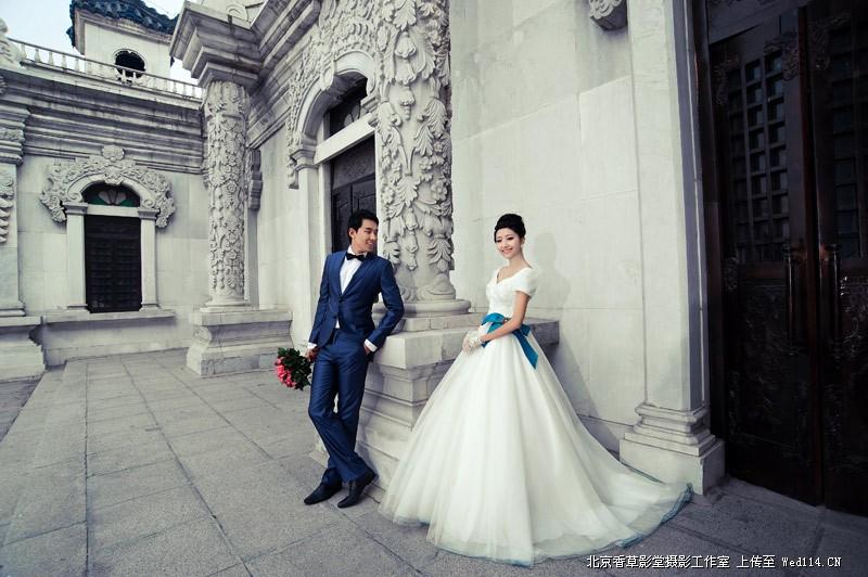 香草影堂-欧式婚纱照